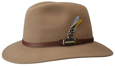 Hats - Stetson Russelville (light brown)