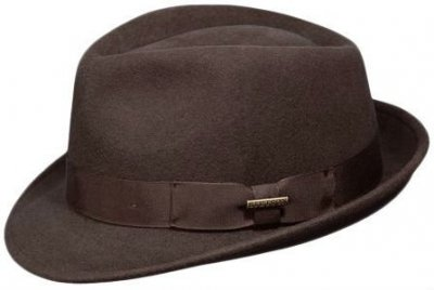 Hats - Stetson Elkader (dark brown)
