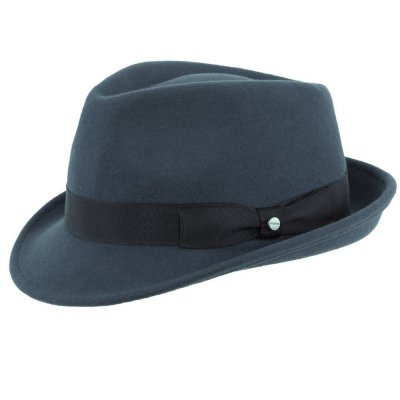 Hats - Stetson Elkader (blue-grey)