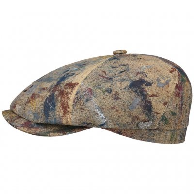 Flat cap - Stetson Oregon Splash