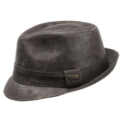Hats - Stetson Radcliff Leather (brown)