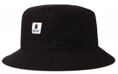 Hats - Brixton Stowell Bucket (black)