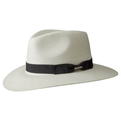Hats - Stetson Tokeen (white)