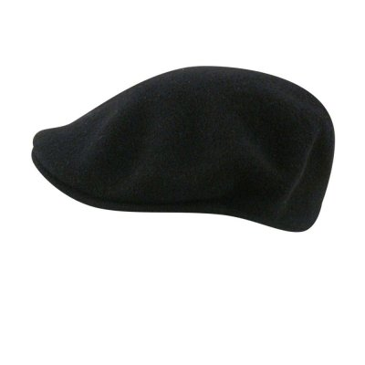 Flat cap - Kangol Wool 504 (dark blue)