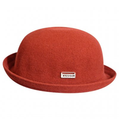 Hats - Kangol Wool Bombin (red)
