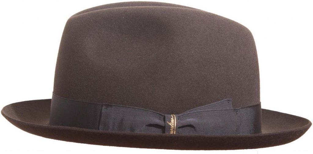 224a6e540 Hats - Borsalino Marengo Medium Brim Fedora (dark grey)