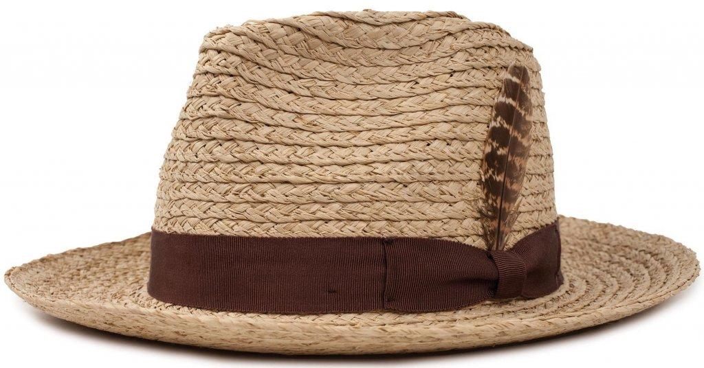 47cf78e55a106 Hats - Brixton Crosby (natural) - Hatroom.eu