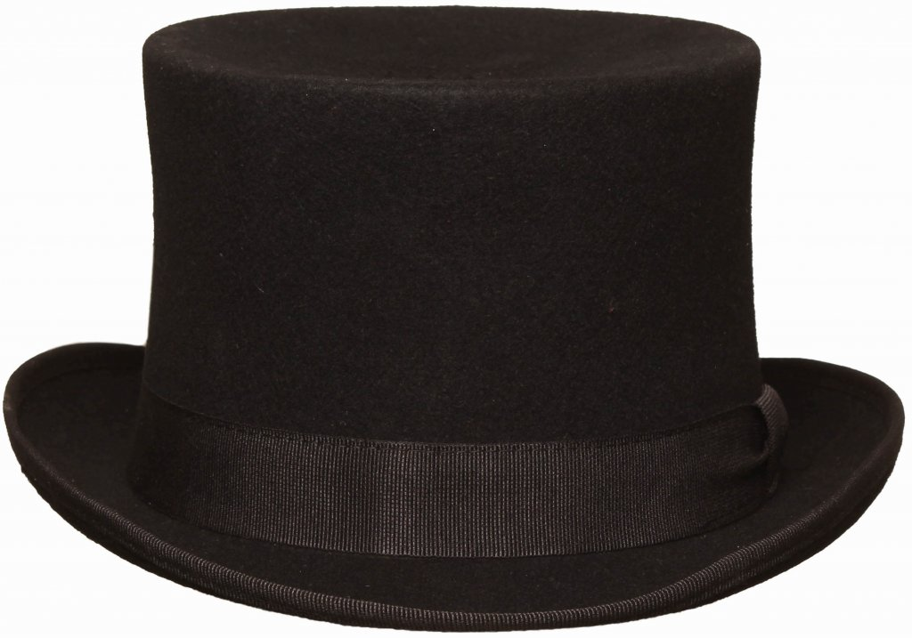 Bowler Hat and Top Hat – There Is Just No Reason to Confuse Between the Two