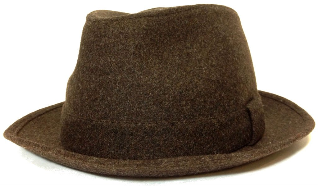 1b05920d161de Hats - Wegener Albion (brown) - Hatroom.eu