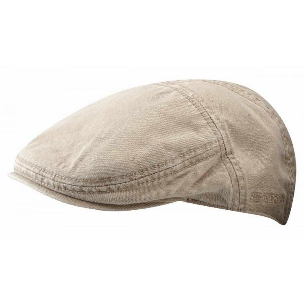 9a1f26e0 Flat cap - Stetson Paradise Cotton (beige) - Hatroom.eu