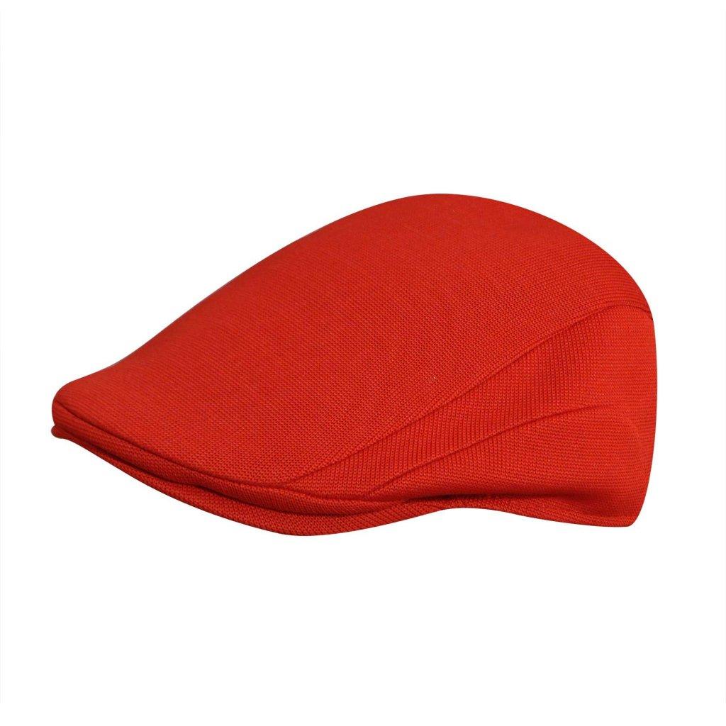 0434a56e Flat cap - Kangol Tropic 507 (red) - Hatroom.eu
